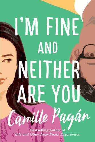 <em><strong>I'm Fine and Neither Are You</strong></em> Book Cover